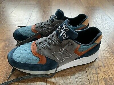 273889a824505 NWT NEW BALANCE M999JTC Men Blue, Grey Shoes MADE IN USA Size 9.5 $245