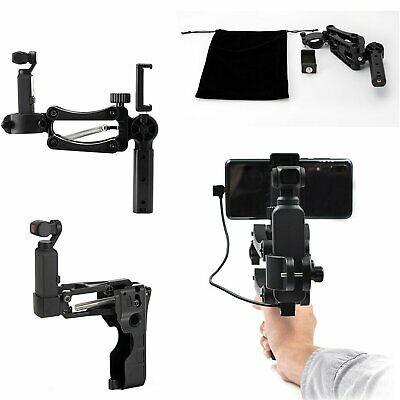 OSMO POCKET Z Axis 4th Axis Stabilizer Gimbal for DJI Pocket Smartphone Supports