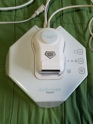 Iluminage Beauty Touch Elos Hair Removal System Fg79701Free Shipping!