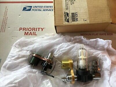 Bird 16131 HELIOX & AIR DISS Fitting Assembly for Viasys Avea Ventilator - NEW !