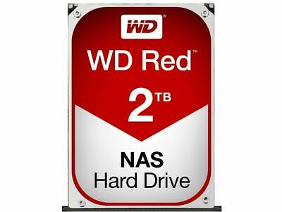 WD Red 2TB NAS 3.5' 5400RPM SATA3 6Gb/s 256MB Cache WD20EFAX