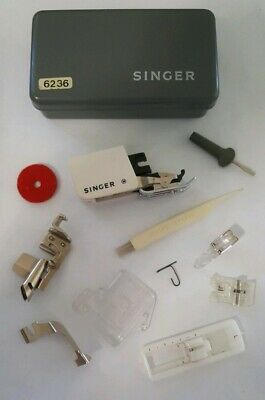 Singer Sewing Machine Parts/Accessories Mixed Bulk Lot
