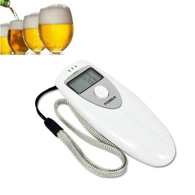 Portable Digital Alcohol Breath Tester Analyzer Detector with Mini LCD Display