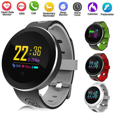 Q8Pro Fitness Bluetooth Smart Watch Heart Rate Blood Pressure For Android Phone