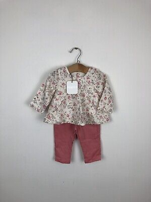 6m Absorba Baby Girls Designer Trouser Outfit BNWT