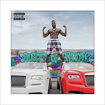 Gucci Mane-Delusions Of Grandeur Promo Mixtape 2019