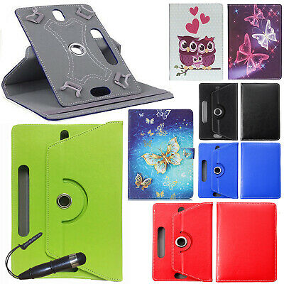 """Lenovo Tab E7 7"""" Tb-7104I Tablet 360° Universal PU Leather Stand Flip Case Cover"""