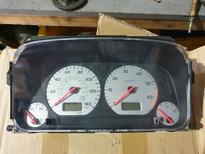 VW GOLF MK3 GOLF 1.6 INSTRUMENT CLOCKS - 107k MILES