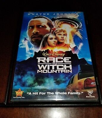 Race to Witch Mountain DVD EXMT **Inv01340**