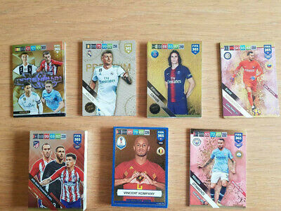 Panini Adrenalyn Fifa 365 2019 Limited Edition/Masters/Trio/Duo/Keepers/Players