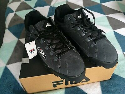 a074ecb0b1a FILA VINTAGE TRAILBLAZER Suede Boots - 80s casual hiking 90s rave ...