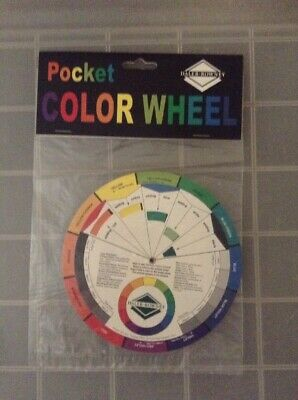 Pocket Color Wheel, Brand New