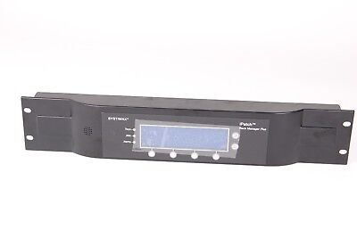 Systimax Ipatch Rack Manager Plus Systimax - Iprckmgr-Plus - Ipatch Rack
