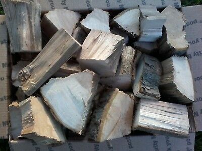 Apple Wood Chunks for Smoking BBQ Grilling Cooking Smoker
