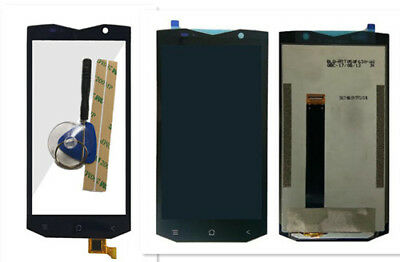 Touch Screen glass / LCD Display Assembly For Blackview BV8000 BV8000 Pro
