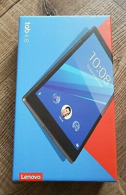 LENOVO TAB 4 ZA2B0009US 8-in Tablet Quad Core 2GB RAM 16GB Android