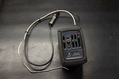 LR Baggs StagePro Element Preamp with Undersaddle Pickup