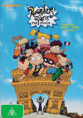 Rugrats In Paris - The Movie - A Perfect Family Film - Animation