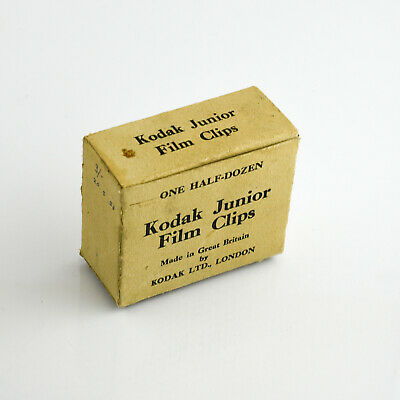 Kodak Junior Film Clips