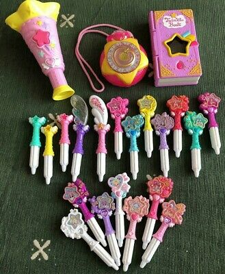 Precure Toy Suite Fantastic Lovely Set Miracle Girls Kawaii Bertie sCthQdrx