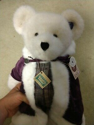 Boyds Bears Victoria L. Plumbeary.  T.J.'s Best Dressed Collection Style #912015