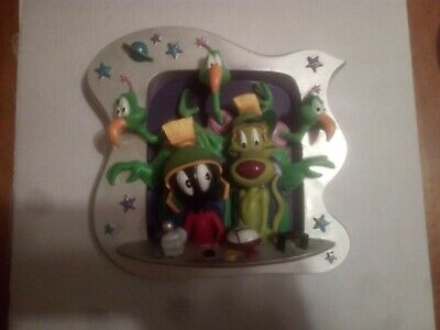 Looney Tunes Marvin the Martian  Wall hanger Warner Bros.  Limited: 503 of 2500