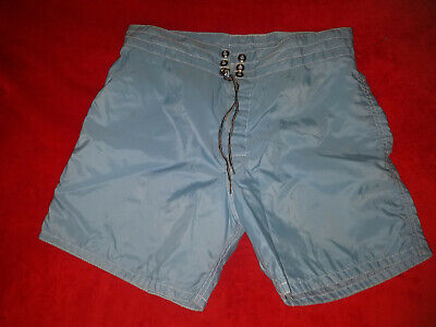 bb09c3ad70 MENS BIRDWELL BEACH Britches X RVCA Collection Surf Trunks Size 34 ...