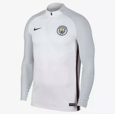 154e0315f Nike Manchester City FC 17/18 - Aeroswift Strike Drill Top - (858312-