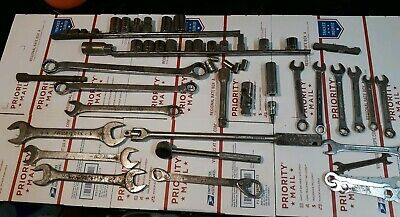 Cornwell Craftsmen Hand Tools Sockets Wrenches  Power craft Lot of Tools