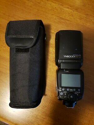 YONGNUO Yn600ex-rt II Wireless Flash Speedlite With Optical Master TTL Canon