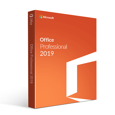Office 2019 Pro Plus - Compte Office 365 FRANCE (Word, Excel, Outlook..) à vie