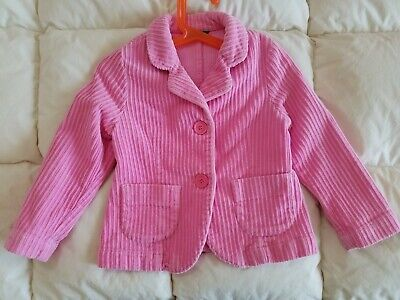 United Colors Of Benetton Elegant  Toddler Girls  BLAZER JACKET Size 3T excell
