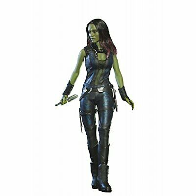 Movie Masterpiece Guardians Of The Galaxy Gamora 1/6 Scale Plastic Painted Actio