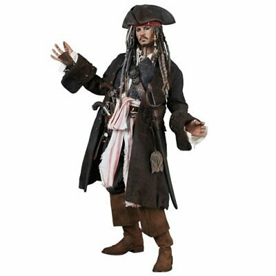 Pirates Of The Carribean Hot Toys Dx Movie Masterpiece 1/6 Scale Collectible Fig