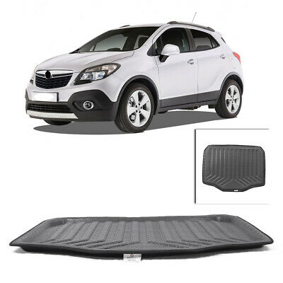 Boot Mat Rear Trunk Liner Cargo Floor Tray For Buick Encore Opel Mokka 2013-2018
