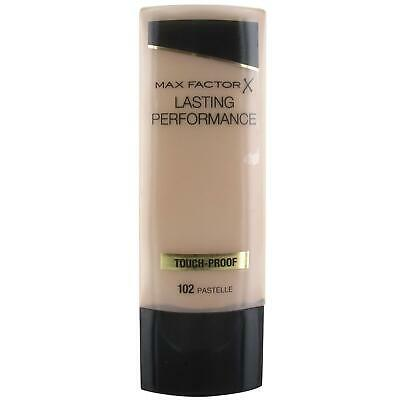 Max Factor Lasting Performance Foundation 35ml - Pastelle #102 - New