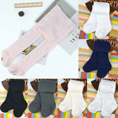 Baby Kids Girls Cotton Tights Socks Stockings Pants Hosiery Pantyhose
