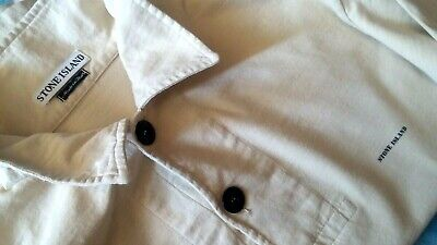 POLO t-shirt man vintage STONE ISLAND  TG.M  made in Italy   Rare