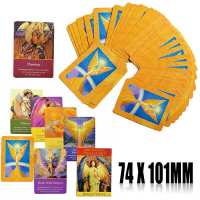 45-card Oracle Earth  Mythic Card Archangel Tarot Card  Archangel