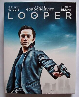 Looper Blu-ray Steelbook FilmArena Collection Fullslip