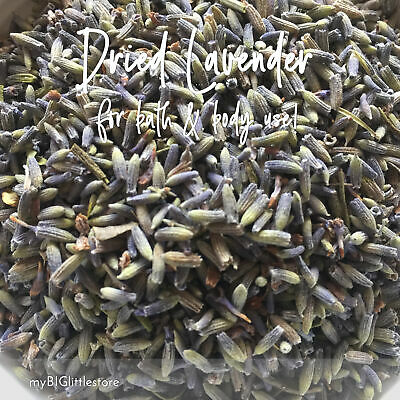 Dried Natural Lavender Flowers for Soap Candles Bath Salts & Craft - SYDNEY Post