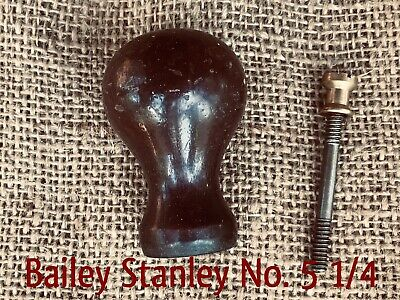 BAILEY No. 5 ¼  FRONT KNOB Part Wood Working STANLEY Plane Tool
