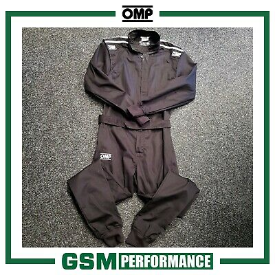 Omp Summer-K Kart Suit / Black
