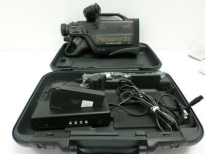 Panasonic PV-810 Omnimovie Camcorder Bundle