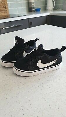 new appearance online shop look out for BOYS NIKE SB toddler trainers infant size 5.5 - £9.00 ...
