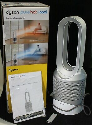 Dyson Pure Hot & Cool Purifying Fan  HEPA Filtration  HP01