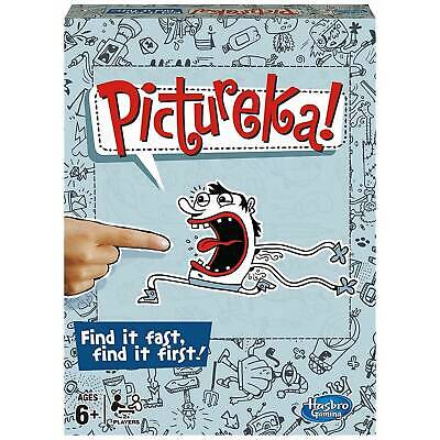 Pictureka! Board Game by Hasbro Gaming Family Game Brand New