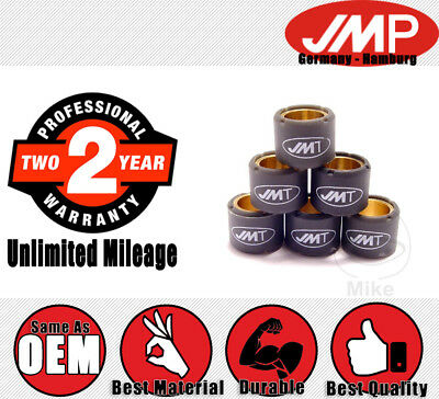 JMT Variomatic Roller Weight - 10g - 6 pcs set for Vespa Scooters