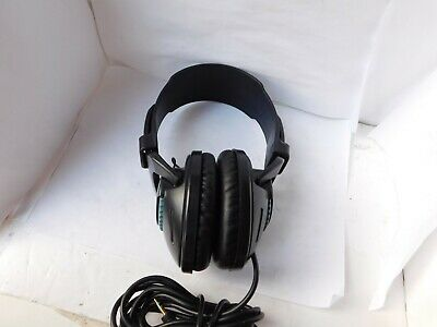 VINTAGE RETRO 90s ROSS DIGITAL STEREO HEADPHONES -SEPARATE VOLUME CONTROL SYSTEM