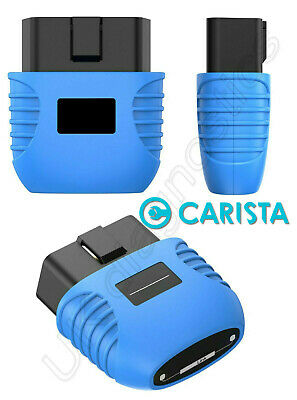 CARISTA Bluetooth OBD2 Adapter for IOS and android